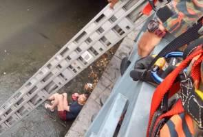 Gagal selamatkan dokumen penting, warga Singapura berteduh 15 jam bawah jambatan