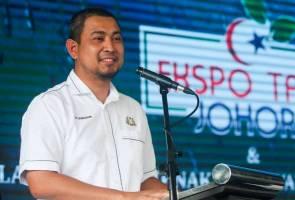Kerajaan Johor tunggu keputusan pusat berhubung RTS