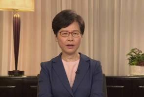 Rang undang-undang ekstradisi Hong Kong ditarik semula secara kekal