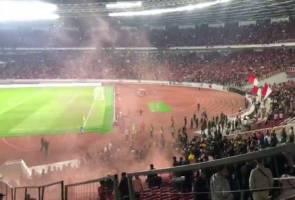 Rusuhan bola sepak: Netizen desak FIFA ambil tindakan terhadap Indonesia