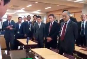 Pengajaran oleh guru berkualiti akan dirakam, diedar ke semua sekolah - Tun Mahathir
