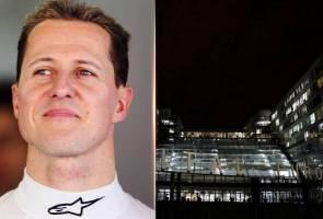 Michael Schumacher sedang terima rawatan di Paris