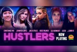 Aksi ghairah melampau, filem 'Hustlers' lakonan Jennifer Lopez diharamkan di Malaysia