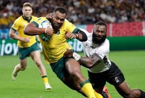 RWC 2019: Australia benam Fiji dalam perlawanan pertama