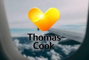 Thomas Cook kandas - MH A380 bergegas