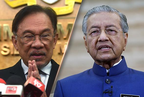Isu mengenai bakal Perdana Menteri bagi menggantikan Dr Mahathir sudah diputuskan dalam perjanjian antara parti PH sebelum PRU14 lagi.