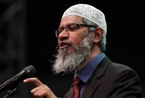 Mahkamah India keluar waran tangkap baharu terhadap Zakir Naik