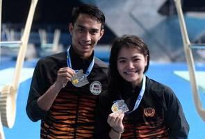 Syafiq, Dhabitah sumbang emas terakhir Kejohanan Terjun Piala Asia