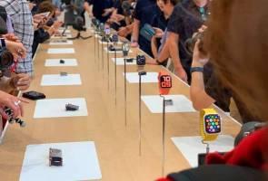 Apple Watch bantu kajian penyelidikan kesihatan di AS