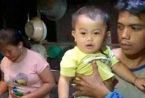 Bayi 14 bulan minum kopi ganti susu