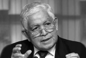 Bekas Ketua Audit Negara Tan Sri Dr Hadenan Jalil meninggal dunia