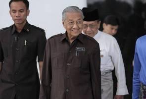 Projek ECRL tetap diteruskan - Tun Mahathir