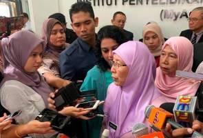 PRK Tanjung Piai: PH akan bermesyuarat  - Wan Azizah