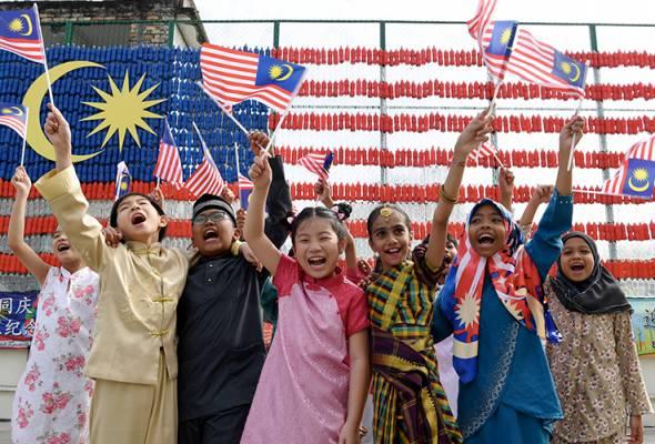 Kepelbagaian asas budaya nasional