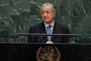 Tun Mahathir rayu warga dunia tidak haramkan minyak sawit