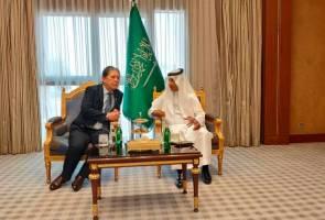 Arab Saudi mahu belajar bangunkan sektor pelancongan dengan Malaysia
