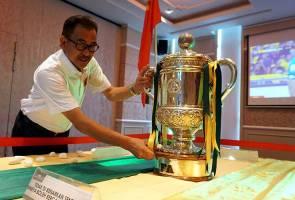 Trofi Piala FA di Langkawi hingga Selasa