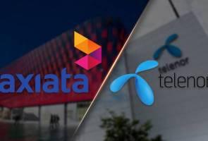Harga jatuh, dagangan saham Axiata digantung Bursa Malaysia