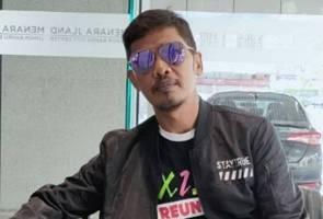 Mamat Exists ditahan polis di Johor Bahru semalam