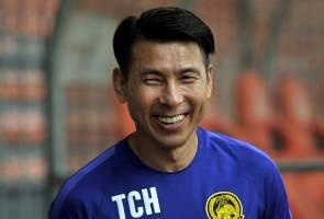 Pemain perlu tenang berdepan UAE - Cheng Hoe