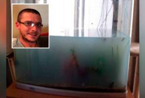 Gara-gara putus hubungan, 50 ikan bekas kekasih dibunuh