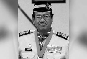 Ketua Pengakap Negara meninggal dunia