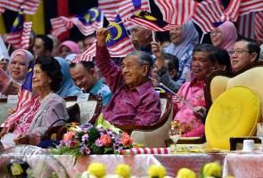 Usaha mengembalikan kedudukan Sabah, Sarawak masih diteruskan - PM