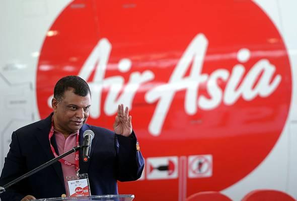 Penggantungan sementara penerbangan kumpulan AirAsia