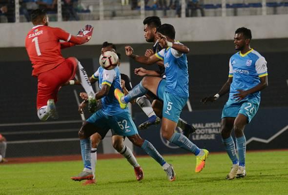 Juara bertahan, Perak akhirnya mengesahkan tempat ke peringkat suku akhir Piala Malaysia walaupun terikat 1-1 menentang Sabah.