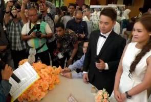 24 pasangan di P. Pinang pilih tarikh 190919 langsungkan perkahwinan