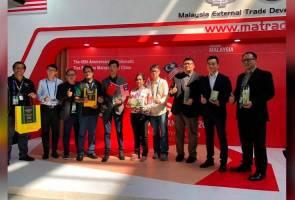 CAEXPO 2019: Lebih 600 sesi padanan perniagaan, tujuh MoU ditandatangan PKS