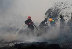 Riau diisytihar darurat jerebu, IPU melebihi 500