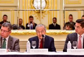 Dasar mesra peniaga harap dapat gamit pelabur - Tun Mahathir