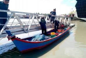APMM tahan tekong warga Thailand ceroboh perairan Malaysia