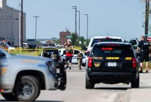 5 maut, 21 cedera dalam insiden tembakan rambang di Texas