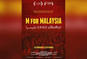 M For Malaysia: Cinta dua insan yang sudah berumur - Marina Mahathir