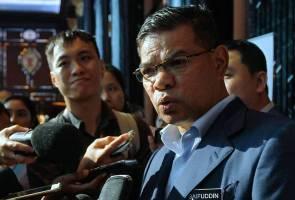 Rombakan Kabinet: Saya tidak tahu, kalau berlaku nanti saya bagi 'special interview' - Saifuddin