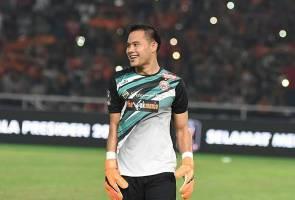 'Ini sangat mencalar nama baik Indonesia' - Penjaga gol pasukan Indonesia