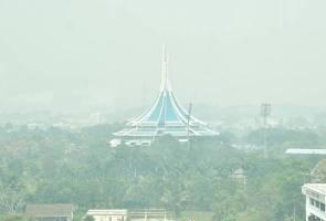 Masalah kesihatan berkaitan jerebu di Sarawak meningkat