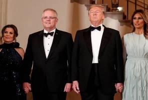 Trump umum sekatan baru atas Iran susulan serangan loji minyak