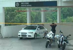 Polis tembak mati empat penjenayah di tempat letak kereta kondominium di Cyberjaya