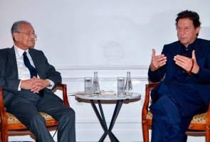 Malaysia-Pakistan tingkat hubungan dua hala, perdagangan dan pelaburan