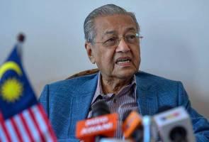 Dasar luar, perniagaan Malaysia jadi fokus korporat AS - Tun M