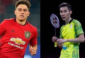 Bintang Manchester United, Daniel James sebenarnya peminat Chong Wei