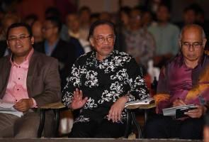 Anwar ajak orang Melayu fikir dasar selain DEB