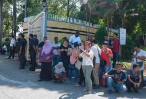 LTTE: Media dihalang ikuti prosiding atas faktor keselamatan - Polis