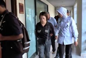Rempuh mati pekerja MBPP: Wanita warga China mengaku tidak bersalah