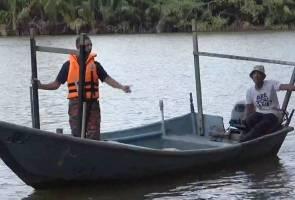 Aktiviti memancing lima sekawan berakhir dengan seorang dikhuatiri lemas