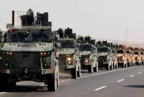 Turki beri isyarat sedia lancarkan serangan ke atas Manbij