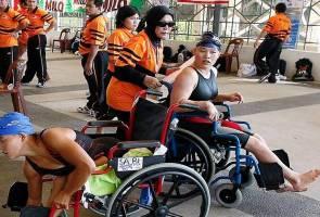 Bekas atlet Paralimpik negara mohon diberi ruang untuk berdikari